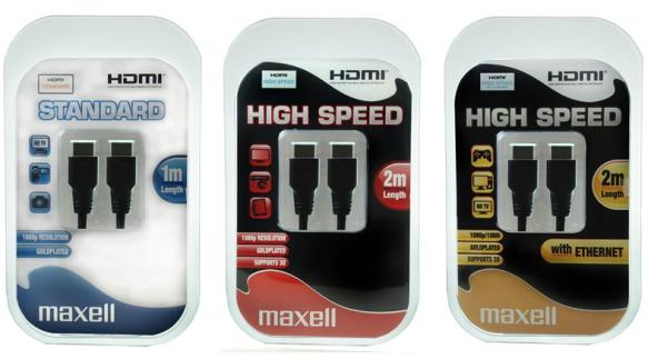 Types of HDMI cables