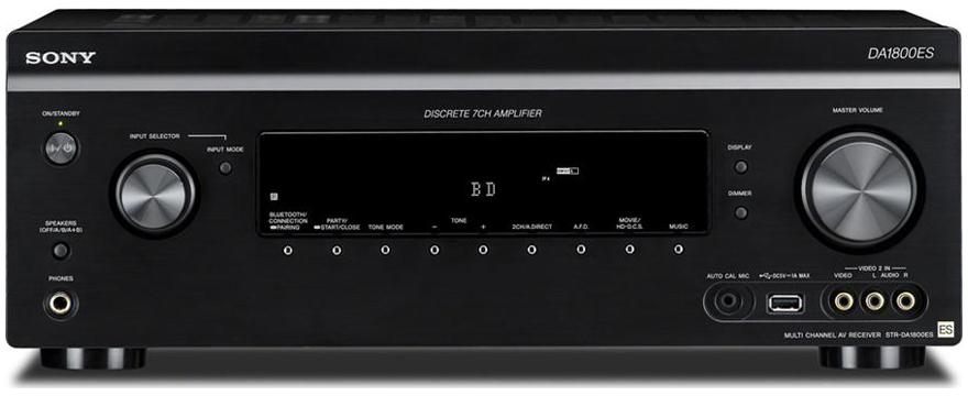 Sony STR-DA1800ES